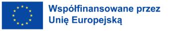 Współfinansowane przez Unię Europejską